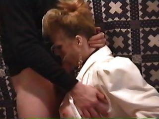 गधा चाट, सह slurping विनम्र पत्नी colleen