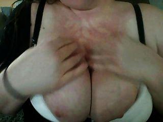 आदमी मेरे बड़े स्तन हैं