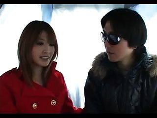 अरे कुरोसावा सुंदर जापानी लड़की