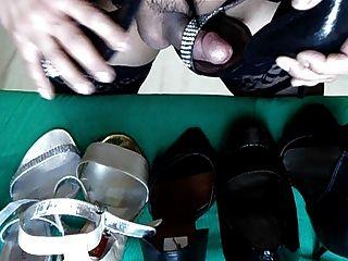 मेरे नए जूते संग्रह में सह