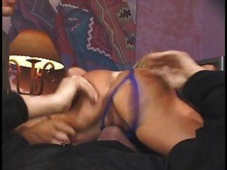 परिपक्व वेश्या कमबख्त schlong