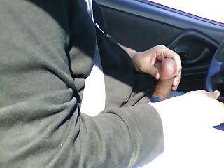 मेरी कार में सार्वजनिक हस्तमैथुन