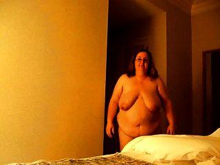 पीएचएक्स, एज़ में एक होटल में नग्न i17 और dunlap पर