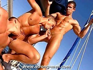 तीन मांसपेशी दोस्तों