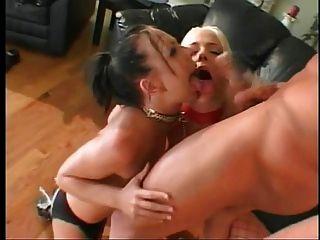 दो bitches मज़ा कमबख्त लड़का होने