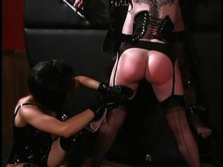 दो सींग का वेश्या प्यारा दिवा द्वारा हावी हो रही है