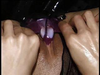 गांठदार पतली वेश्या