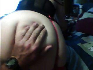 सेक्सी मॉर्मन milf बेर गधा spanked और निचोड़ा