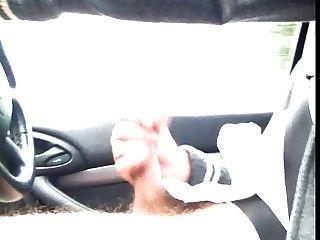कार में हस्तमैथुन