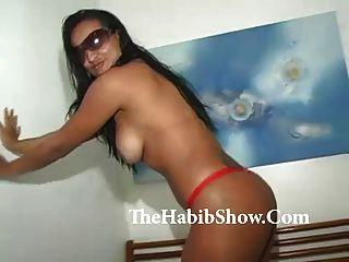 ब्राज़ीलियाई नंगा नाच गैंगबैंग पी 1