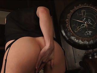 सेक्सी कार्यालय सचिव हस्तमैथुन d10