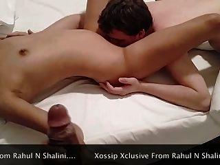 सफेद आदमी के साथ भारतीय युगल cuckolding