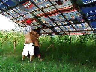 जंगल में बकवास