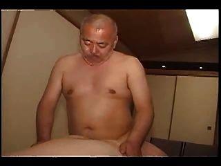 जापानी परिपक्व daddies