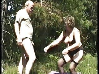 परिपक्व कमबख्त आउटडोर बीवीआर
