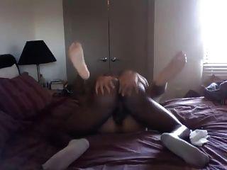एक बुलबुला बट के साथ गर्म काले लैटिनो मिशनरी fucks