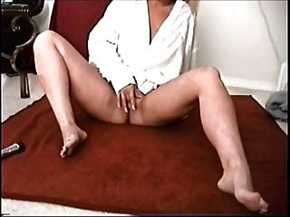 सींग का बना हुआ बहु orgasmic milf