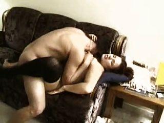 मोटा गोथ लड़की कमबख्त प्यार करता है