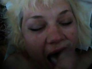 वेश्या cumslut
