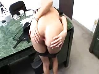 सेक्सी सचिव jenna एच blowjob pov