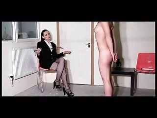 अंग्रेजी गुलाम लड़की को प्रशिक्षित 4