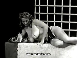 गीगी महिला एक विश्व रिकॉर्ड (1950 के दशक में)