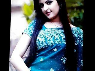 बांग्लादेशी फिल्म अभिनेत्री के साथ सह श्रद्धांजलि
