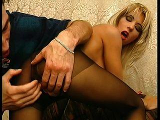 जर्मन पेंटीहोज सेक्स