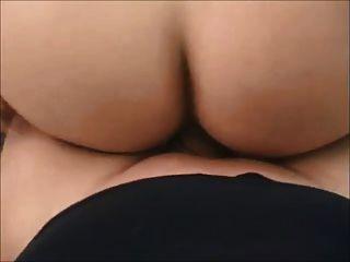 शौकिया सुडौल गर्म महिला गधा मुंह