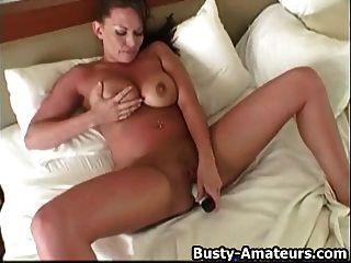 पॉर्न बेब lesley उसे बिल्ली toying