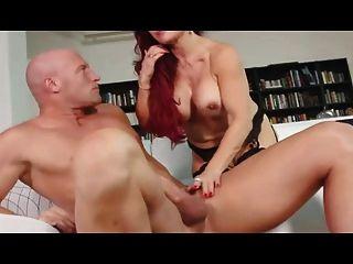 रेड इंडियन बड़े स्तन बेब fucks