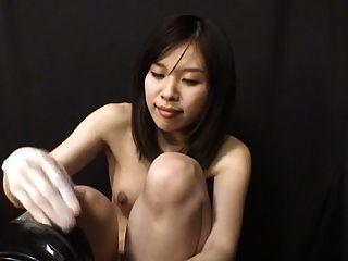 जापानी लेटेक्स catsuit 35