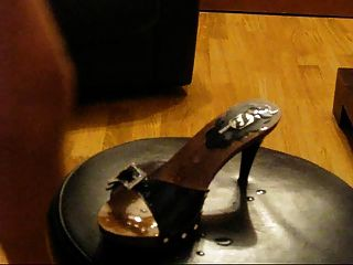 शोररा पहाड़ी नौकरी सह जूते piedi mulesjob शुक्राणु पैर