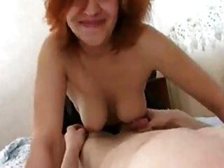एक और बूढ़ी औरत एक युवा लड़के fucks !!!