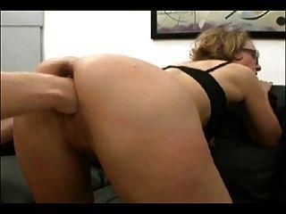 एक 3some में जर्मन परिपक्व परिपक्व