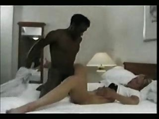गोरा परिपक्व एक काला fucks