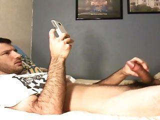 str8 आदमी बेडरूम wank