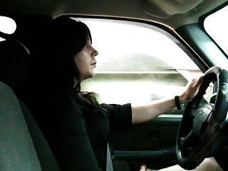 एक ड्राइव के लिए बाहर