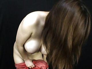 जापानी लेटेक्स catsuit 59