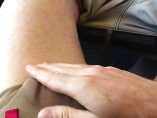 उपनगर ट्रेन में str8 daddy झटका बंद