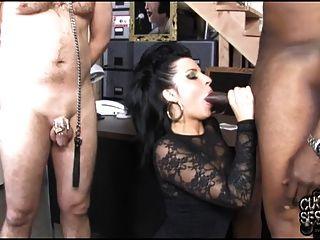 बीआरसी द्वारा उसकी पत्नी को गड़बड़ कर देख कर श्री छोटा छोटा बकवास