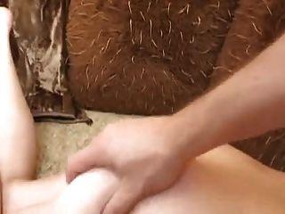 श्यामला पैर की नौकरी और बकवास sooo गर्म