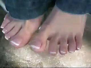 नंगे पैर पैर की अंगुली