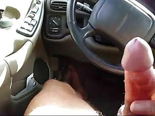 झटका बंद के साथ नग्न में एक ड्राइव!