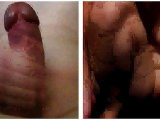 एक पूर्ण शरीर के साथ कुतिया बैटन गुदा के साथ masturbating