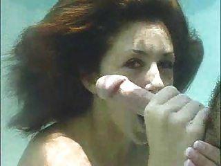 मिसाइल इसाबेला सोप्रानो पानी के नीचे बीजे