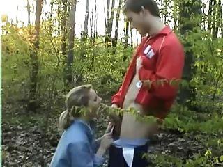 जंगल में शौकिया सेक्स