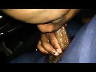 काले लोग कार के सिर