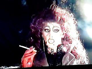 तेंदुए पीवीसी ड्रेक्यूकेन धूम्रपान