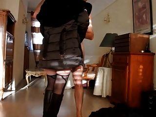 एन नीचे पहनने के कपड़ा sous son manteau